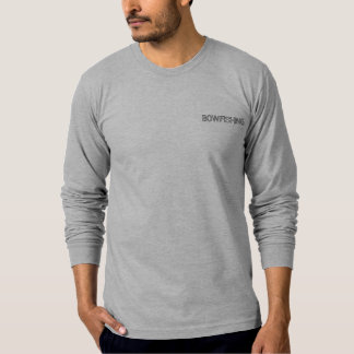 Bowfishing, One Shot One Kill! long sleeve t-shirt