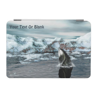 Bowhead Whale iPad Mini Cover