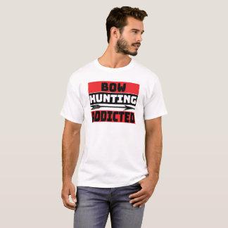 Bowhunting Addicted T-Shirt