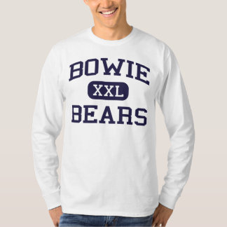 Bowie - Bears - Bowie High School - El Paso Texas T-Shirt