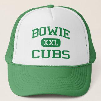Bowie - Cubs - Junior High School - Irving Texas Trucker Hat