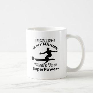 bowl design coffee mug