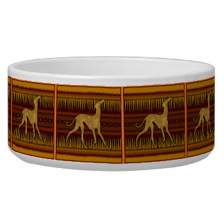 Bowl for Azawakh