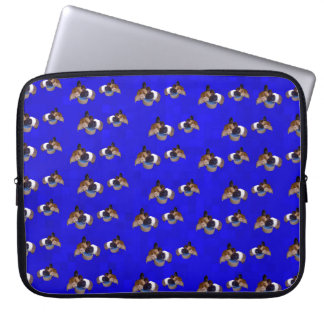Bowl Full Of Guinea Pig, 15 inch Laptop Sleeve, Laptop Sleeve