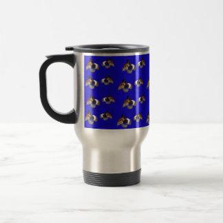 Bowl Full Of Guinea Pigs, Travel Mug
