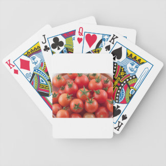 Bowl Of Cherry Tomatoes Bicycle Playing Cards