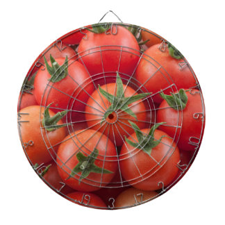 Bowl Of Cherry Tomatoes Dartboard