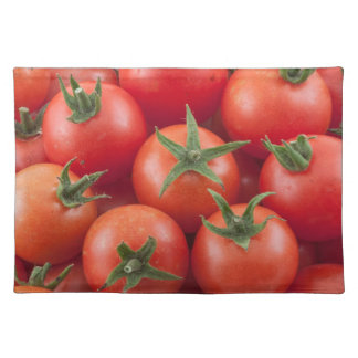 Bowl Of Cherry Tomatoes Placemat