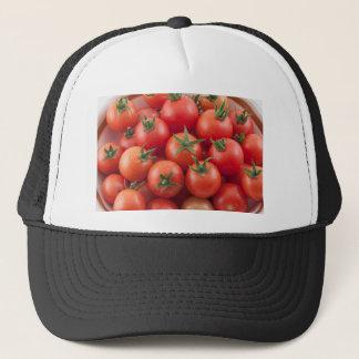Bowl Of Cherry Tomatoes Trucker Hat