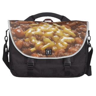 Bowl of Chili Laptop Commuter Bag