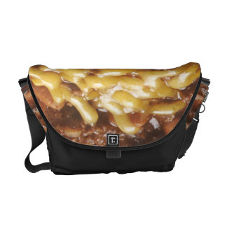 Bowl of Chili Courier Bag