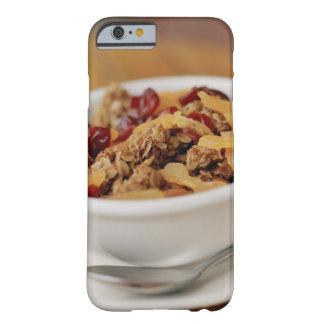 Bowl of granola iPhone 6 case