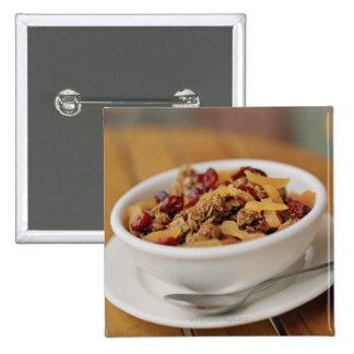 Bowl of granola pin
