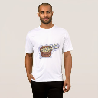 Bowl Of Rice Mens Active Tee