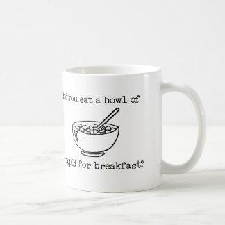 Bowl Of Stupid Funny Mug