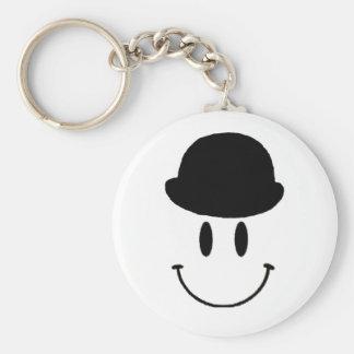 Bowler Hat Keychain