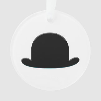 Bowler Hat Ornament