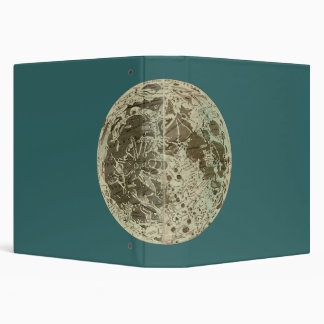 Bowles' Selenography or a Map of the Moon - 1780 Binder