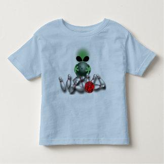 Bowling Alien Tee