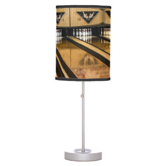 Bowling Alley Lamp