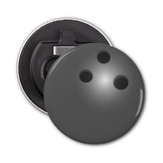 Bowling Ball Bottle Opener