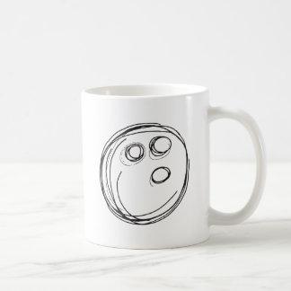 Bowling Ball Coffee Mug