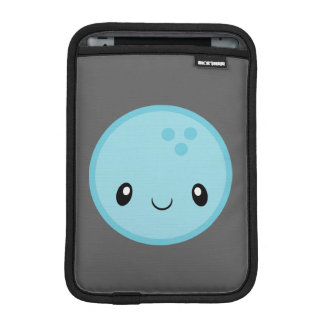 Bowling Ball Emoji iPad Mini Sleeve