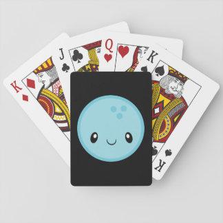 Bowling Ball Emoji Playing Cards