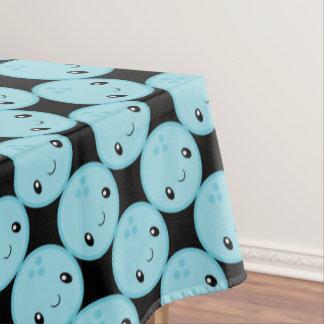Bowling Ball Emoji Tablecloth