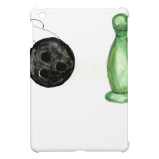 Bowling Ball Sketch3 iPad Mini Covers