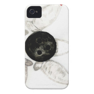 Bowling Ball Sketch iPhone 4 Case