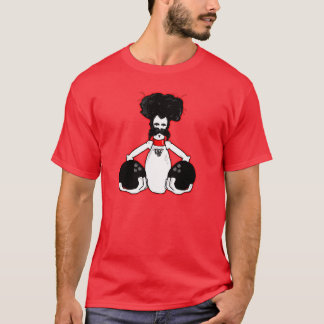Bowling Balls. T-Shirt