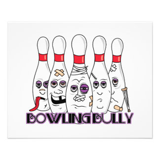 bowling bully flyers