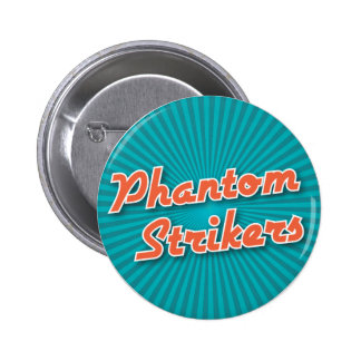 Bowling Button: Phantom Strikers 2 Inch Round Button
