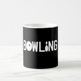 BOWLING COFFEE MUG