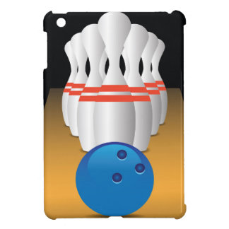 bowling cover for the iPad mini