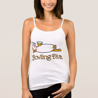 Bowling Diva t-shirt for Lady Bowlers