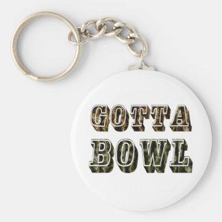 Bowling Gift Gotta Bowl Keychain