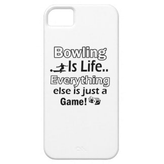 Bowling gift items iPhone 5 cover