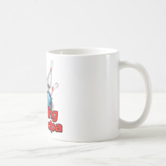 Bowling Grandpa strike).png Basic White Mug