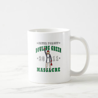 Bowling Green Massacre 2011 Coffee Mug