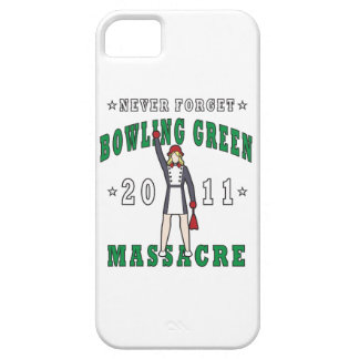 Bowling Green Massacre 2011 iPhone 5 Case