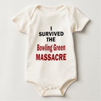 Bowling Green Massacre Survivor Baby Bodysuit