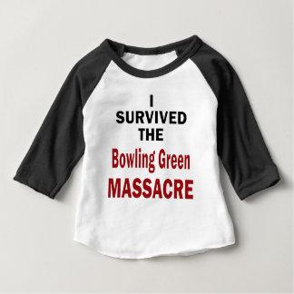 Bowling Green Massacre Survivor Baby T-Shirt