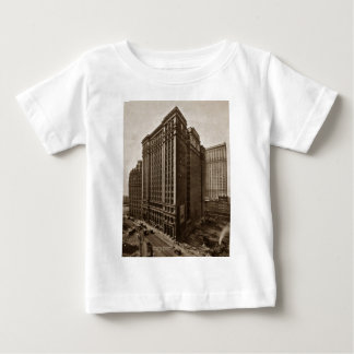 Bowling Green Offices New York City 1919 Tshirts