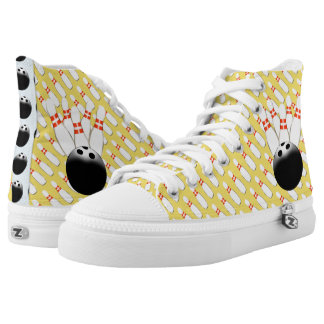 Bowling High Top Sneakers