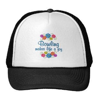 Bowling Joy Trucker Hat