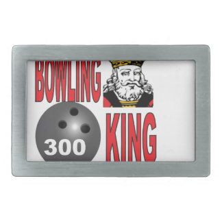 bowling king 300 yeah rectangular belt buckles