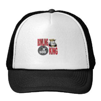 bowling king 300 yeah trucker hat