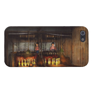 Bowling - Life in the gutter 1910 Case For iPhone 5/5S